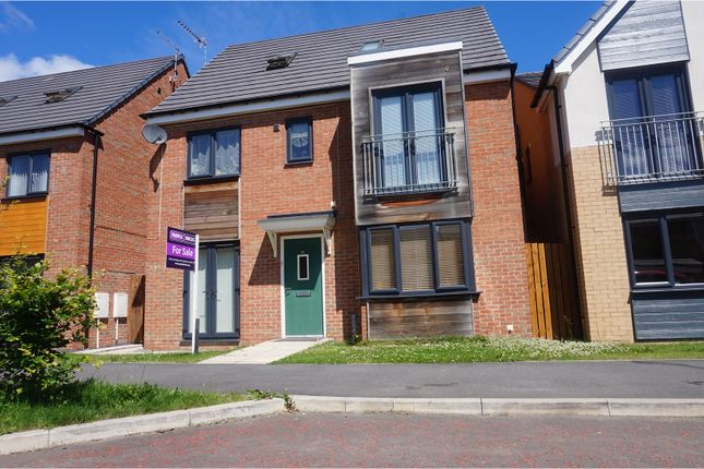 Thumbnail Detached house for sale in St. Nicholas Way, Hebburn