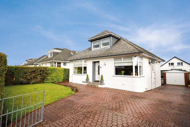 Thumbnail Detached bungalow for sale in Knollpark Drive, Clarkston, Glasgow