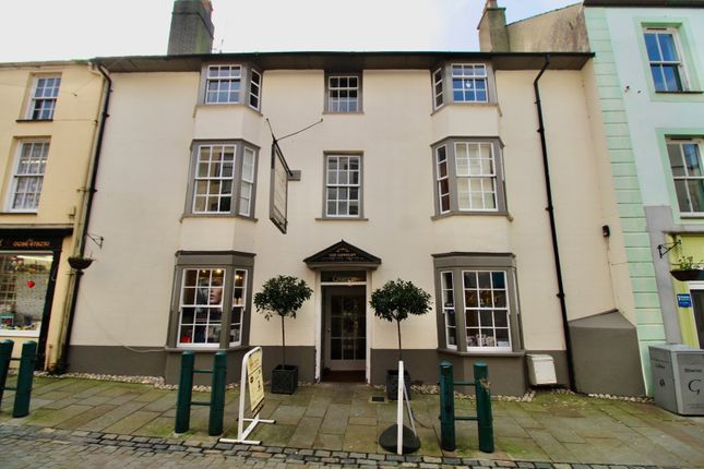 Thumbnail Town house for sale in Palace Street, Caernarfon