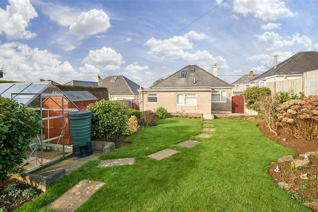Thumbnail Detached Bungalow For Sale In Long Park Road Saltash Cornwall