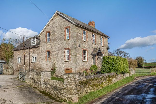 Thumbnail Detached house for sale in Hay On Wye, Glasbury On Wye