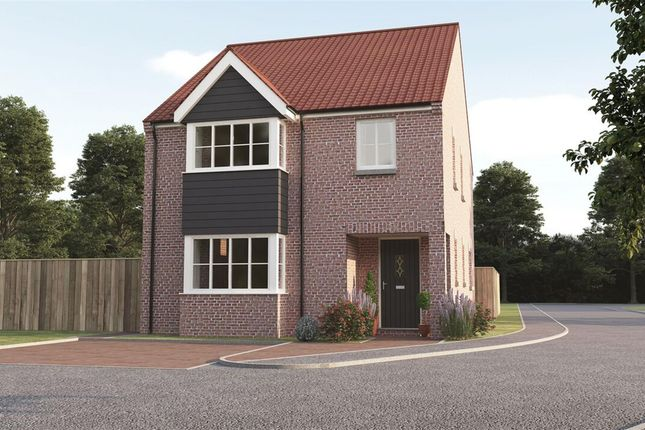 Thumbnail Detached house for sale in Birchfield Road, Webheath, Redditch