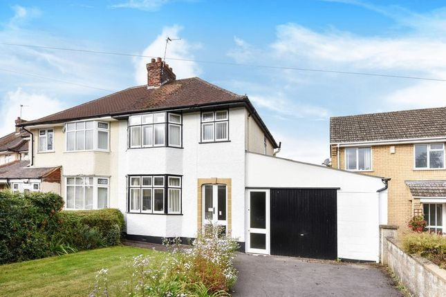 Thumbnail Semi-detached house for sale in St. Peters Road, Abingdon