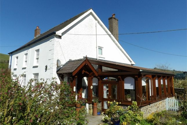 Thumbnail Detached house for sale in Aberpedwar, Pentre-Ty-Gwyn, Llandovery, Carmarthenshire