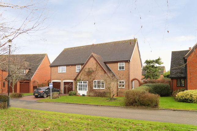 Thumbnail Detached house for sale in Osprey Grove, Leegomery, Telford