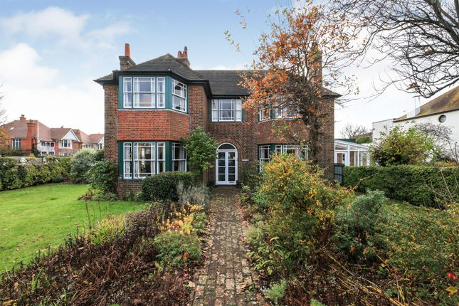 Thumbnail Detached house for sale in New Church Road, Hove
