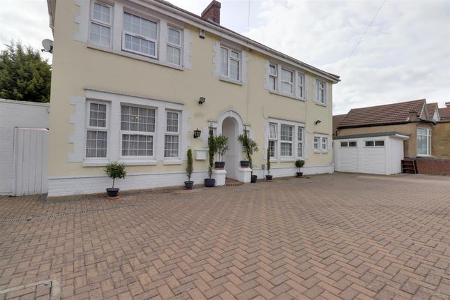 Thumbnail Detached house for sale in Dormers Wells Lane, Southall