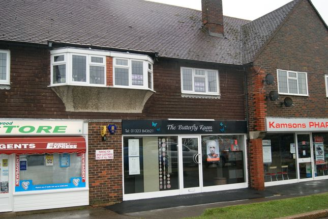 Thumbnail Duplex to rent in Hawkswwod Road, Eastbourne