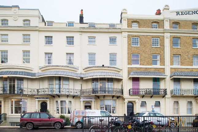 Thumbnail Terraced house for sale in Regency Square, Brighton, East Sussex