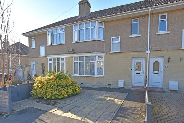 Thumbnail Terraced house for sale in Brookfield Park, Weston, Bath