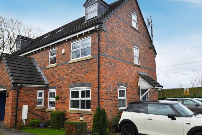 Flat for sale in The Crossings, Stone, Staffordshire