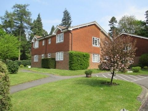 Thumbnail Flat to rent in Headley Road, Hindhead