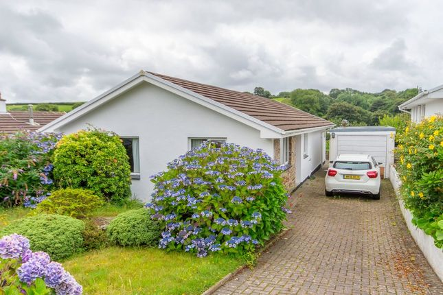 3 bed detached bungalow for sale in Woodgrove Park, Polgooth, St. Austell