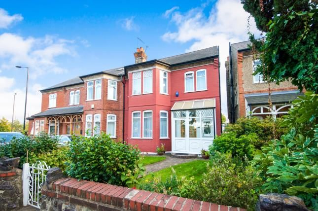 Thumbnail Semi-detached house for sale in Fords Grove, Winchmore Hill, London
