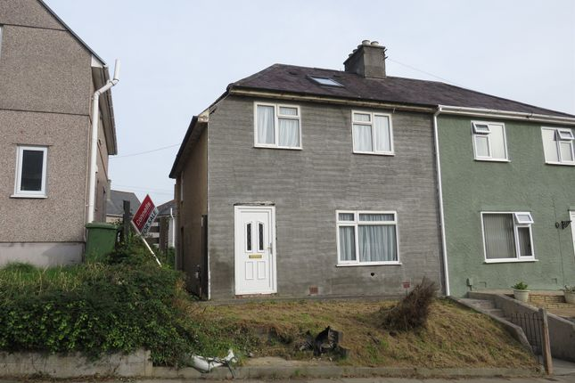 Thumbnail Semi-detached house for sale in Jephson Road, St Judes, Plymouth