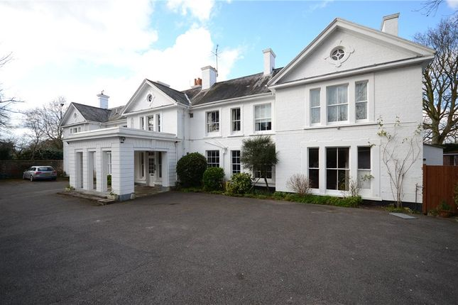 Thumbnail Flat for sale in Wargrave Hall, High Street, Wargrave