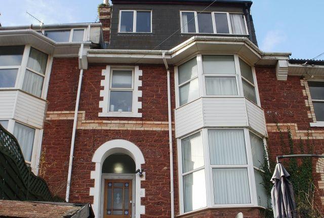 Thumbnail Flat to rent in Sherwell Lane, Torquay