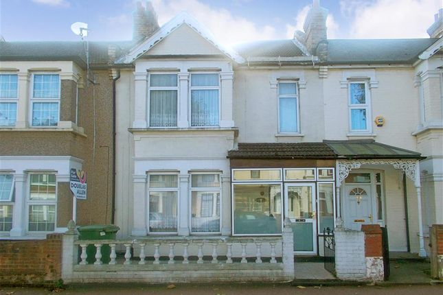 Thumbnail Terraced house for sale in Lathom Road, East Ham, London