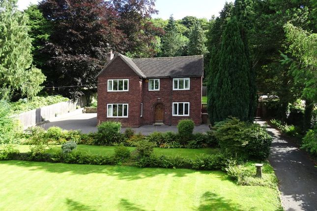 Thumbnail Detached house for sale in Duffield Road, Little Eaton, Derbyshire