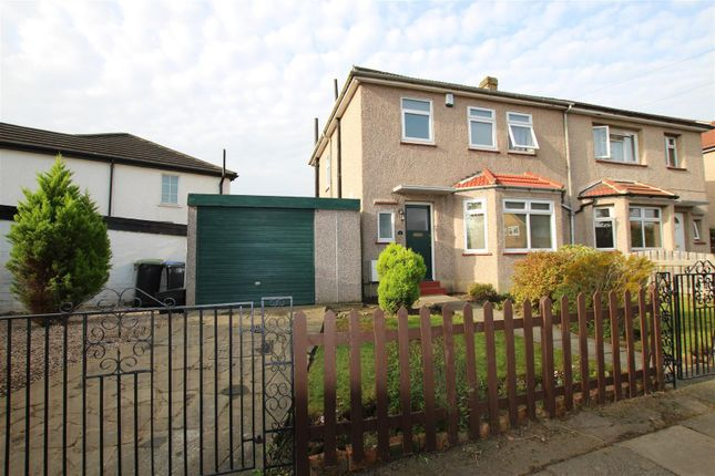 Thumbnail Semi-detached house for sale in Lavender Gardens, Enfield