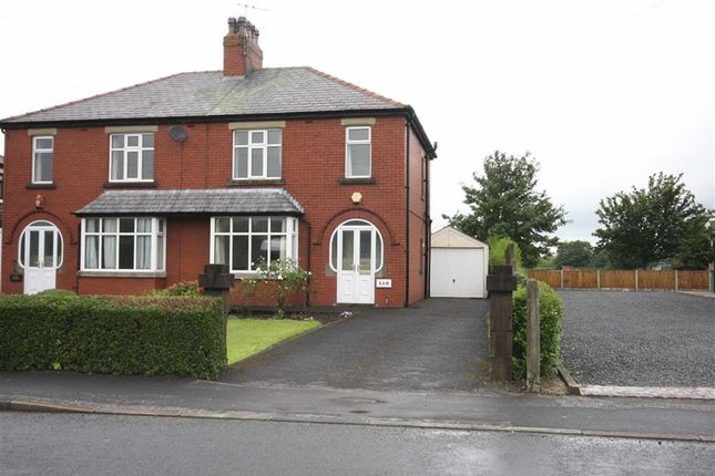 3 bed semi-detached house to rent in Towngate, Chorley, Lancashire