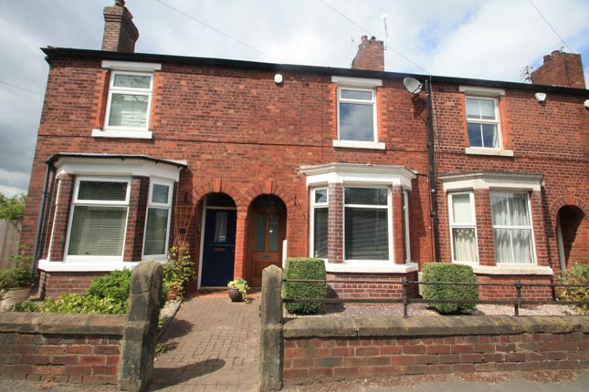 Thumbnail Terraced house to rent in Chester Road, Hartford, Northwich