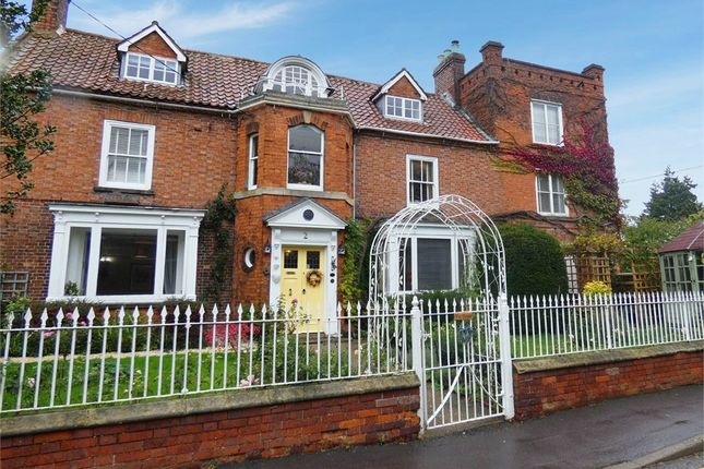 Thumbnail 6 bed detached house for sale in High Street, Reepham, Lincoln