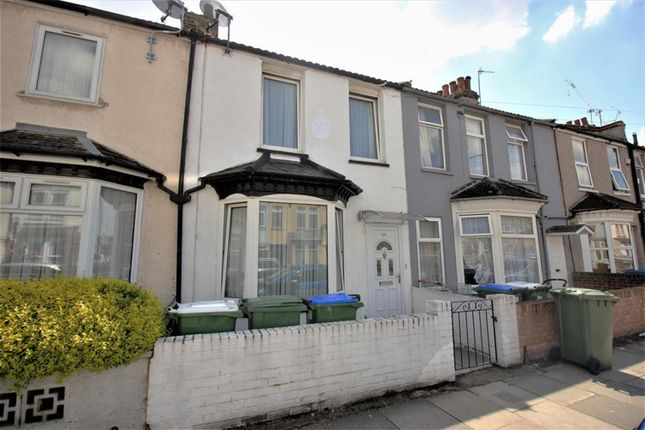 Thumbnail Terraced house for sale in Overton Road, Abbey Wood, London