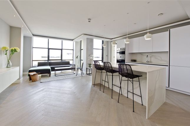 Thumbnail Flat for sale in Long Island Lofts, Warple Way, Acton, London