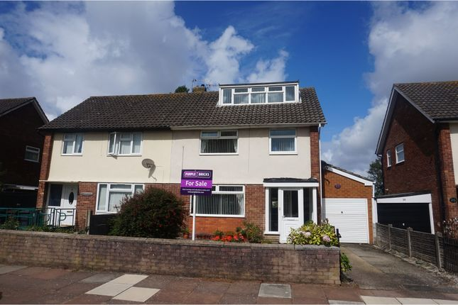 Thumbnail Semi-detached house for sale in Lilac Avenue, Southport