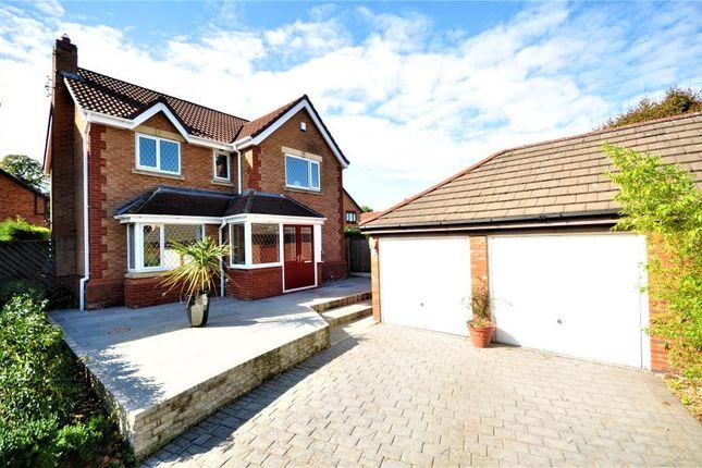 Thumbnail Detached house for sale in Foxwood Drive, St Georges Park, Kirkham, Lancashire