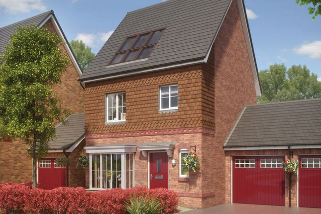Thumbnail Detached house for sale in Wood Lane, Handsworth Wood
