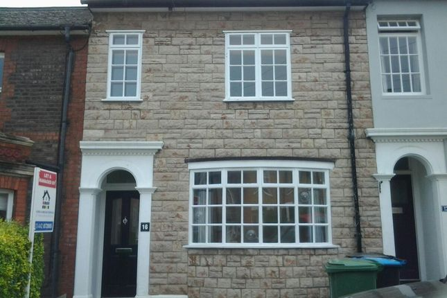Thumbnail Terraced house to rent in Kitsbury Road, Berkhamsted