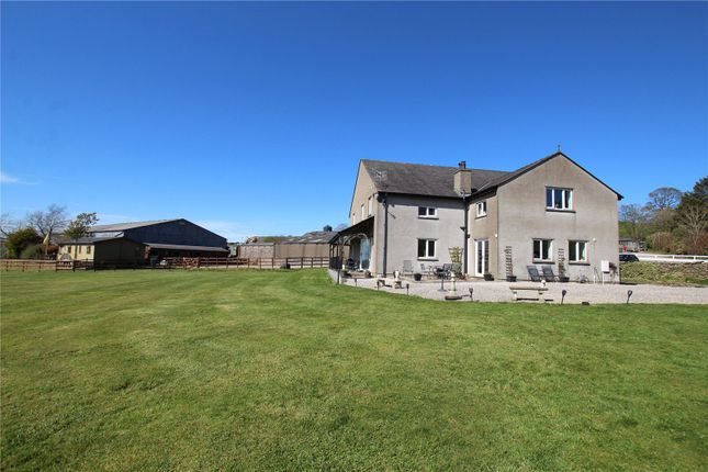 Thumbnail Detached house for sale in Holmescales Riding Centre, Old Hutton, Kendal