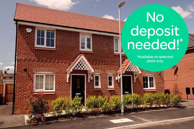 Thumbnail Terraced house to rent in Roxby Close, Newton-Le-Willows, Merseyside