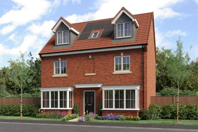 "Thumbnail Detached house for sale in ""London"" at Southport Road, Chorley"