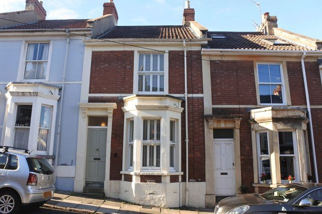 Thumbnail Terraced house to rent in Barnack Trading Centre, Novers Hill, Bedminster, Bristol