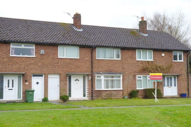 Thumbnail Terraced house to rent in Mill Park Drive, Eastham, Wirral