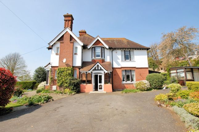 Thumbnail Terraced house for sale in Cannongate Road, Hythe