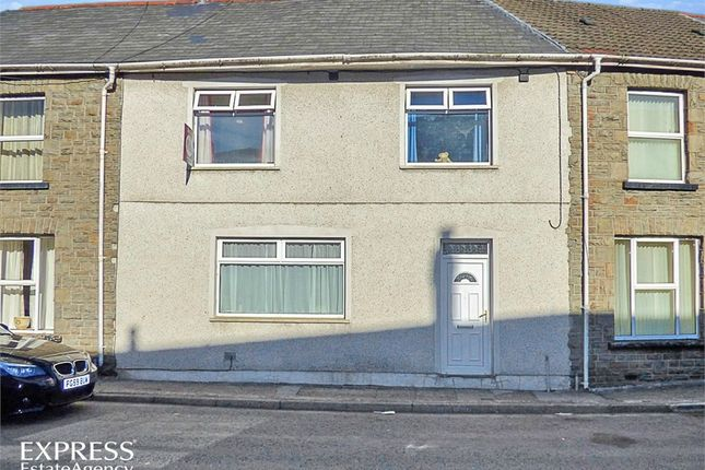 Thumbnail Terraced house for sale in Wyndham Crescent, Aberdare, Mid Glamorgan