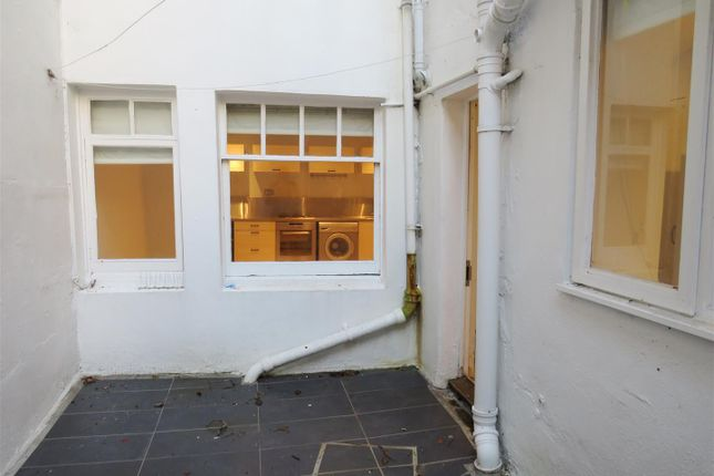 Terrace of Lansdowne Place, Hove BN3