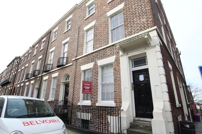Thumbnail Flat to rent in Rodney Street, City Centre, Liverpool