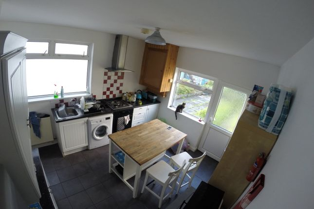 Kitchen of Ernald Place, Uplands, Swansea SA2