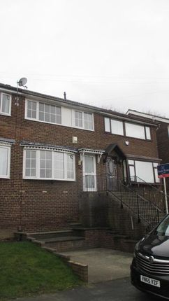 Thumbnail Town house to rent in Queens View, Seacroft Crescent, Seacroft, Leeds