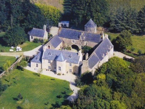 Thumbnail Château for sale in Finistere, Morlaix, Finistère, Brittany, France