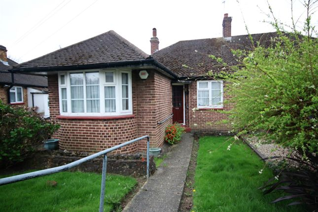 Thumbnail Bungalow for sale in Hamilton Road, Cockfosters, Barnet