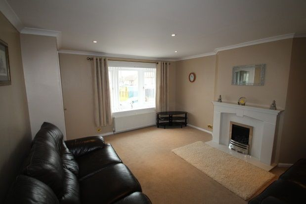Thumbnail End terrace house to rent in Laggan Road, Airdrie