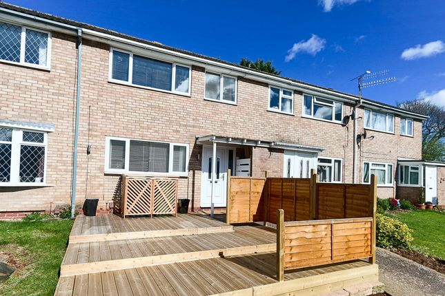 Thumbnail Terraced house for sale in Tredington Close, Woodrow, Redditch