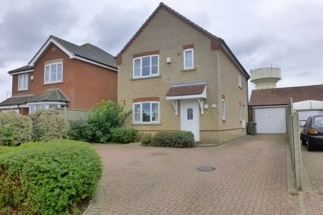 Thumbnail Detached house for sale in Covent Garden Road, Caister-On-Sea, Great Yarmouth