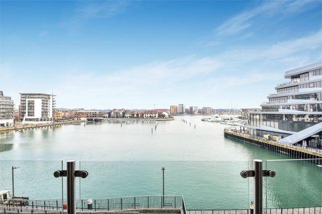 Thumbnail Flat to rent in 2 Maritime Walk, Ocean Village, Southampton, Southampton, Hampshire